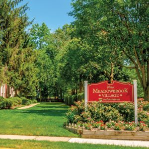 New Meadowbrook Village Welcome