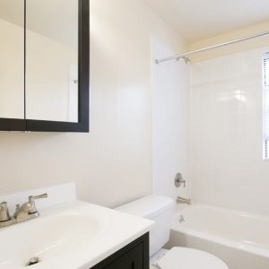 New Meadowbrook Village Apartments For Rent in Plainfield, NJ Bathroom